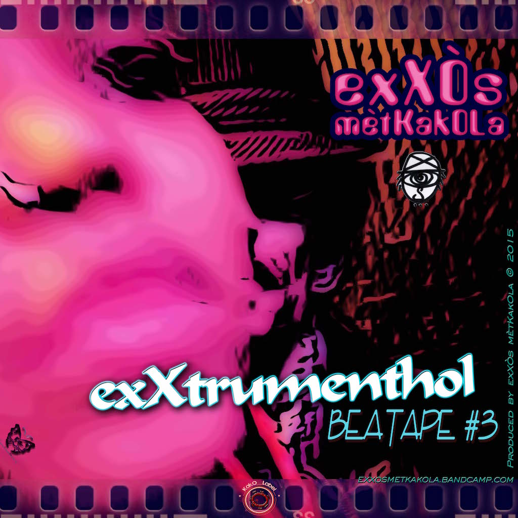 exXtrumental BEatape3_cover