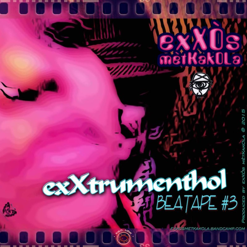 exXtrumental BEatape3_cover
